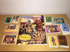 Album Madelman 40 Aniversario completo estado inmejorable Edición limitada 100 ejemplares este nº 56