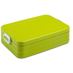 Home Collective - Rosti lunchbox take a break midi - lime
