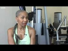 Say hello to the world's oldest female bodybuilder, 75-year-old Ernestine Shepherd. She wakes up every day at 02:30 to fit in a 10 mile (16km) run before hitting the gym.
