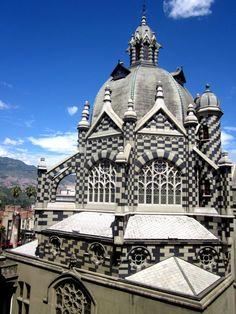 Medellin - Palacio de la Cultura Rafael Uribe Uribe