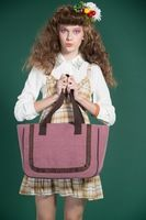 new collection 2014 wholesale women tote handbags bolsas femininas famous name brand lady shoulder bag travel accessories BG080