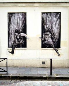 Charles Level 用黑白的視野,創造精彩的畫題-另類的異空間