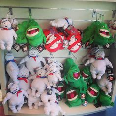 Ghostbusters! #peluches #pelucheando