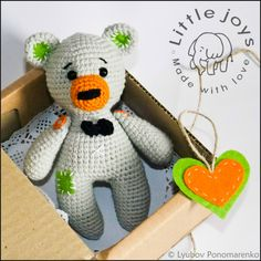 #author's #toy #bear