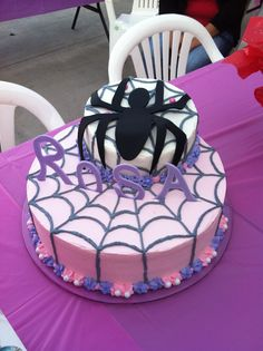 Hayden wants a spiderman birthday. So spiderman birthday it is! lol GIRL POWER!