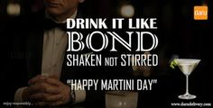 Happy World Martini Day! – Tales of Daru Shaken Not Stirred, Enough Is Enough, Martini, Wish, World, Day, Delivery, Articles, The World