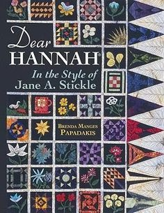 """O nome """"Dear Jane"""" pode ser considerado atualmente uma grande inspiração para milhões de """"patchworkeiras"""" pelo mundo. Contudo, qual a ori..."""