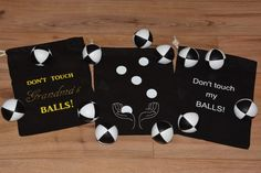Juggling ball bag