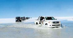 El Dakar 2014 también pasará por Salinas de Garci Mendoza en Oruro