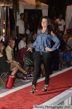Jersey Shore Fashion Show, Sep 21, 2011