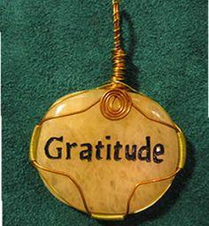Honey Calcite gemstone / Gratitude