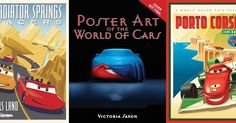 Get ready Cars fans, a gorgeous book highlighting artwork inspired by all three Pixar Cars films will be released on May 2, 2017. In the same style as Poster Art of The Disney Parks, this book filled with 144 pages of Cars artwork is a perfect supplement to the trio of films. Read more and order now.