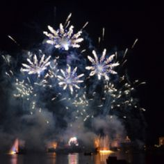 Illuminations turned 25 yesterday! Happy Birthday to an incredible fireworks, light, water fountain and fireball display