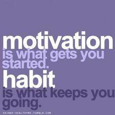 #motivation #stayfocused #goodhabits #igotthis by lashesandmo