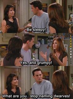 Rachel vs Monica