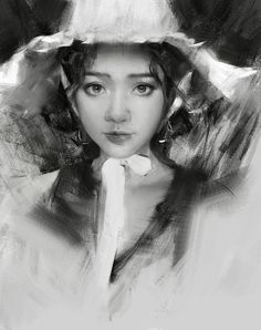 ArtStation - *___*, Yizheng Ke