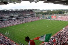 Enjoy the best views of Dublin from the roof of the iconic Croke Park Stadium on the exciting Etihad Skyline tour!