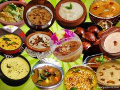 Kerala Onam Sadhya Recipes