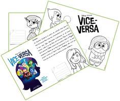 Les émotions vice versa_personnages
