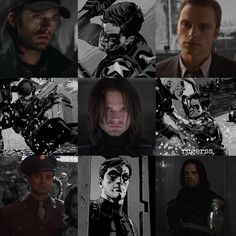 "26 Beğenme, 4 Yorum - Instagram'da @rcgerss: ""Bucky my boy has gone through a lot of shit but still decides to stand on Steve's side and battle…"""