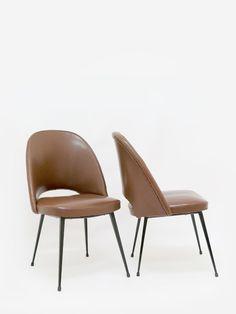 Sillas Executive, Eero Saarinen, años 50 - Decoración y Objetos Vintage   VOM Gallery