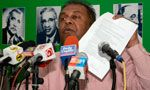 UNP MP Mangala Samaraweera rejected MP Tissa Attanayaka's allegation that there was a secret agreement between Common Opposition Candidate Maithripala Sirisena and the UNP.