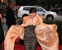 Beyonce, Christina Ricci and Rachel Zoe were among the worst dressed stars at the Costume Institute Gala at the Metropolitan Museum of Art on May 7. #examinercom