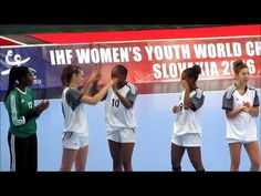 """Behind the scenes"" of the IHF Women's Youth World Championship Slovakia..."