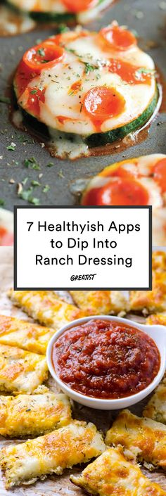 When I dip you dip we dip... into ranch. #greatist #partner http://greatist.com/eat/finger-foods-to-dip-into-ranch-dressing