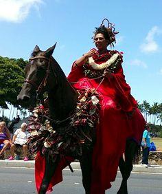 kamehameha day floral parade 2015