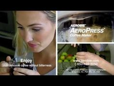 How to make a great cup of coffee with the AeroPress coffee maker - YouTube