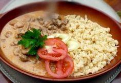 Hungarian Recipes, Hungarian Food, Grains, Rice, Hungarian Cuisine, Jim Rice, Korn, Brass