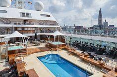 SeaBourn Quest in Antwerp