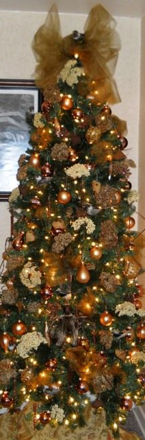 1000 Images About Christmas In Brown Copper Gold