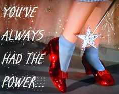 Wizard of Oz - Ruby Slippers Wizard Of Oz 1939, Dorothy Gale, Land Of Oz, Brave Girl, Ruby Slippers, Yellow Brick Road, Girls Camp, Over The Rainbow, The Wiz