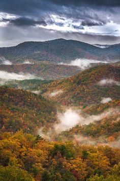 Gorgeous Smoky Mountains