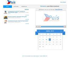 "Plataforma virtual ""Chile País Emprendedor"" - SERCOTEC"