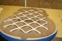 Image result for guitars bracing