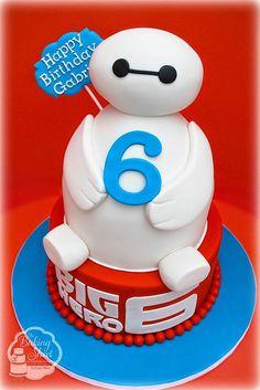 Big Hero 6 Baymax Birthday Party Food Ideas and Recipes,Big Hero 6 Baymax Birthday Party Cakes