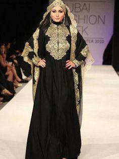 Abaya Dubai   hijab fashion - abaya de dubai ~ Hijab et voile mode style mariage et ...