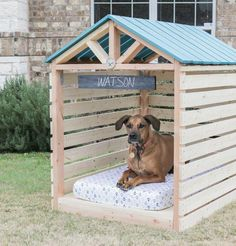 Woodworking Bench Dogs 13 DIY Doghouse Plans and Ideas The House of Wood.Woodworking Bench Dogs 13 DIY Doghouse Plans and Ideas The House of Wood Pallet Dog House, Dog House Plans, House Dog, Puppy Obedience Training, Basic Dog Training, Training Dogs, Blogger Home, Cool Dog Houses, Dog Crate