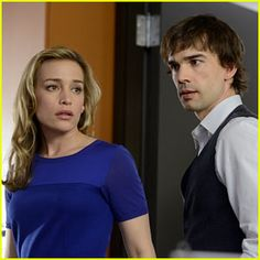 Check out this exclusive clip from this week's episode of Covert Affairs!