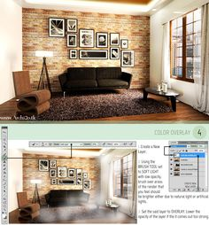 Vray for SketchUp Tutorial Part 3: POST-PROCESSING Full Article At: