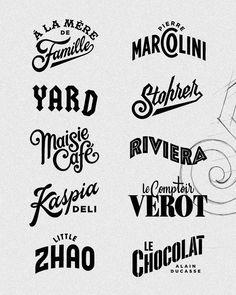Daniel Chitu (@danielgchitu) • Instagram photos and videos Alain Ducasse, Typography Letters, Lettering, Web Design, Logo Design, Food Stands, Food Stations, Food Court, Taipei