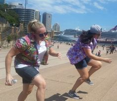 Slow mo action! Photo Gallery of our some of our previous Events with the Fantastic Race Sydney.