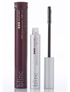 """Blinc Mascara is the world's first mascara innovation to form tiny water-resistant tubes around your lashes that stay on better than waterproof mascaras yet come off easily without the need for a makeup remover. """"Awesome to wear for a day at the beach! Mascara Tips, Best Mascara, Best Waterproof Mascara, Tubing Mascara, Blinc Mascara, Look Plus, Wash Your Face, Makeup Remover, Smudging"""