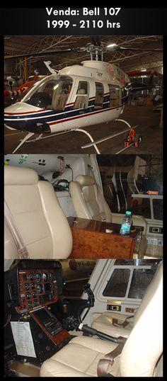Aeronave à venda: Bell 407 , 1999, 2110 hrs. #bell #bell407 #407 #airsoftanv #aircraftforsale #aeronaveavenda #pilot #piloto #helicoptero #aviation #aviacao #heli #helicopterforsale  www.airsoftaeronaves.com.br/H170