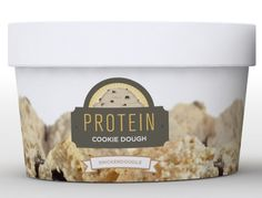 Protein Cookie Dough - Snickerdoodle - 4 oz