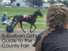 Suburban Girl's Guide to Visiting the County Fair - printable scavenger hunts for different ages, tips for a comfortable day, and conversation starters to capture teachable moments for spiritual principles.