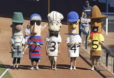 Italian Racing Sausage stolen during curling and beer-tasting party! Mustard reward offered for missing Milwaukee Brewers mascot #food #lol #gif #baseball